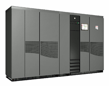 Server room example of UPS system