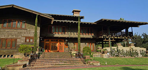 Photo of Gamble House