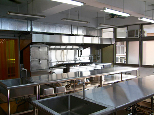 food service kitchen