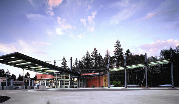 Photo of Point Roberts Port of Entry