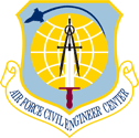 Air Foce Civil Engineer Support Agency logo