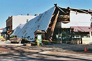 FEMA News Photo: Earthquake Damage Paso Robles, California