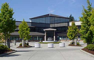 Medical Clinic, McChord Air Force Base, WA