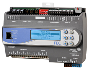 Johnson Controls field equipment controller (FEC)