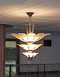 Historically significant lighting fixture