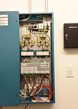 lutron lighting system main processor in Institute of Peace, Washington DC
