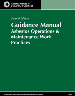 guidance manual asbestos operations   maintenance work practices wbdg whole building design guide office building operations manual commercial building operations manual